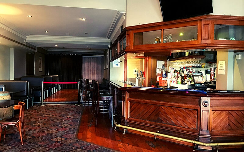 Customs House Hotel -The Timbers