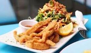Gourmet Calamari