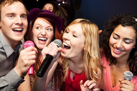 Karaoke at Customs House Hotel
