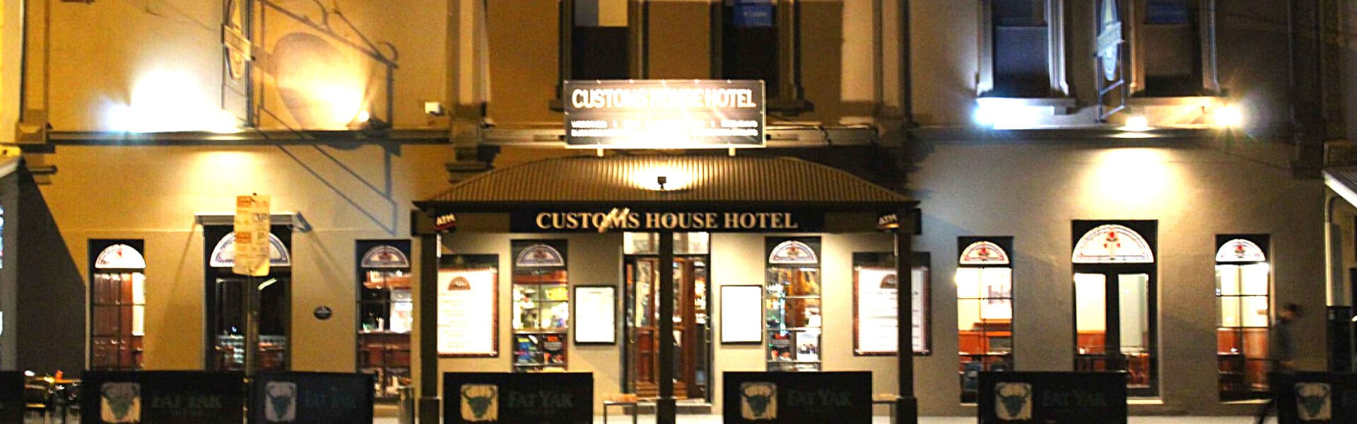 Our Rooms at Customs House Hotel