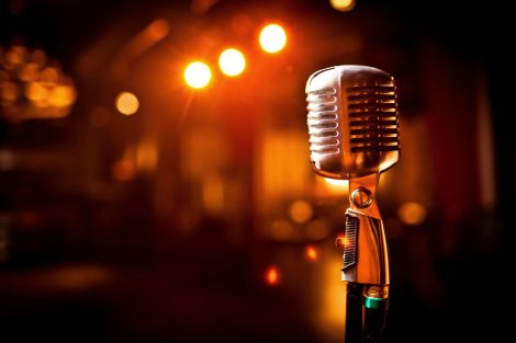 WEDNESDAY Live Mic at Customs House Hotel